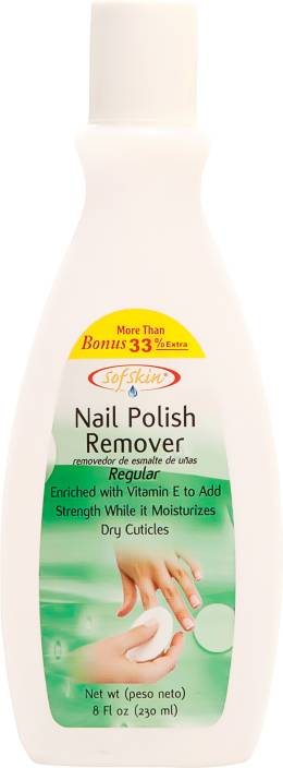 Sofskin Nail Polish Remover