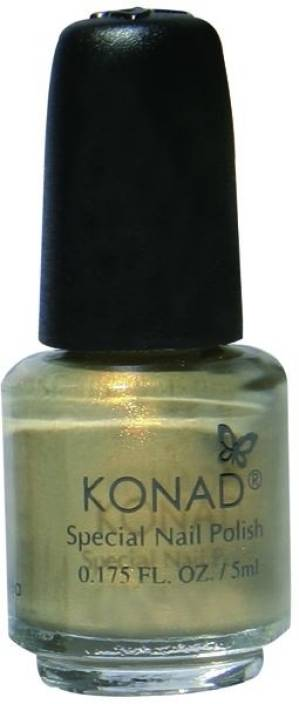 Konad stamping nail art polish 5ml gold price in india buy konad stamping nail art polish 5ml gold prinsesfo Gallery