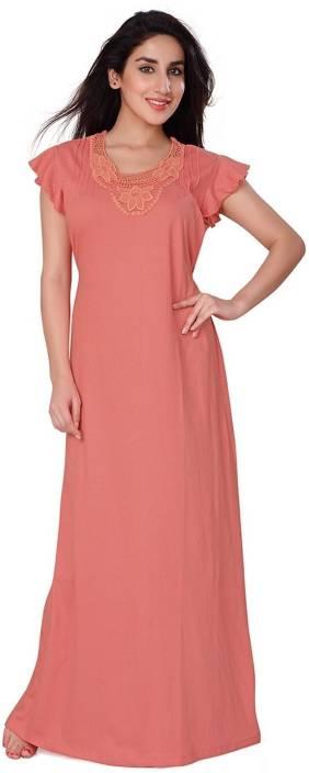 502a13083a Honeydew Women s Nighty - Buy Coral Honeydew Women s Nighty Online ...
