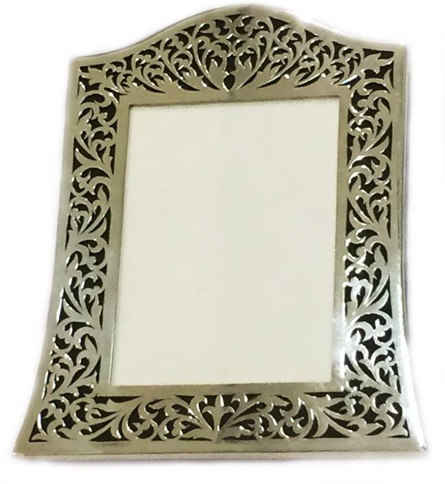 54d1c511634e Belirams Silver-plated Photo Frame Price in India - Buy Belirams ...
