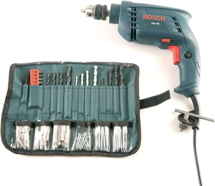Bosch GSB 450 RE Carton Drill Kit