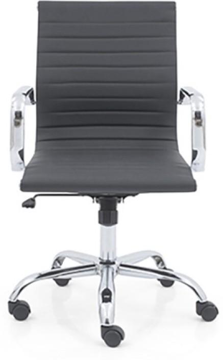 Urban Ladder Charles 2 Axis Fabric Office Arm Chair