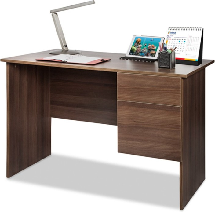 Debono Award Study Table With One Drawer U0026 One Shutter Engineered Wood Study  Table