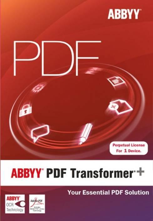 Abbyy PDF Transformer Price in India - Buy Abbyy PDF