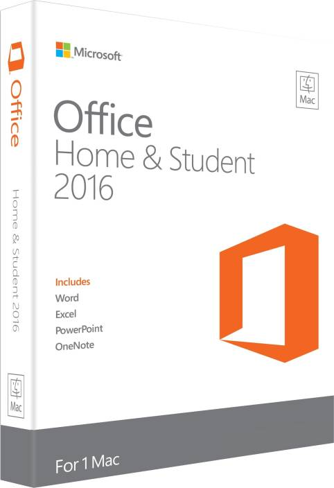 microsoft office student mac 2016