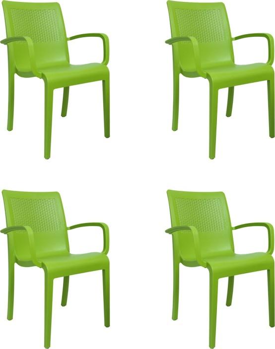 Cello Furniture Plastic Outdoor Chair