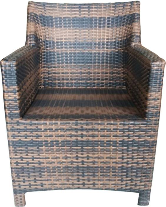 total furnishing Cane Outdoor Chair