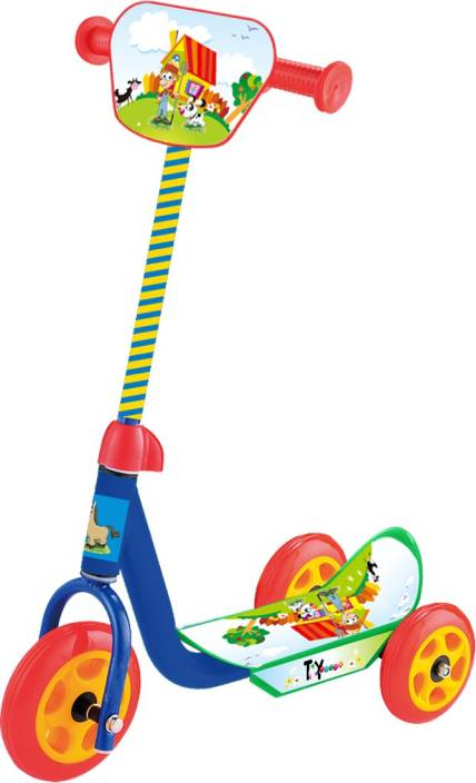 Preschool Toys 3 5 Years : Toy house lil scooter for preschool kids
