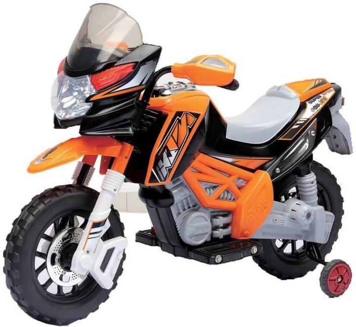 Krypton 6v Rechargeable Battery Operated Sports Model Bike 6v