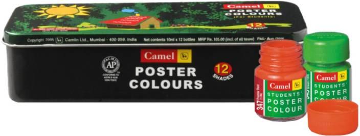 Flipkart com | Camlin Poster Color Paint Bottle -