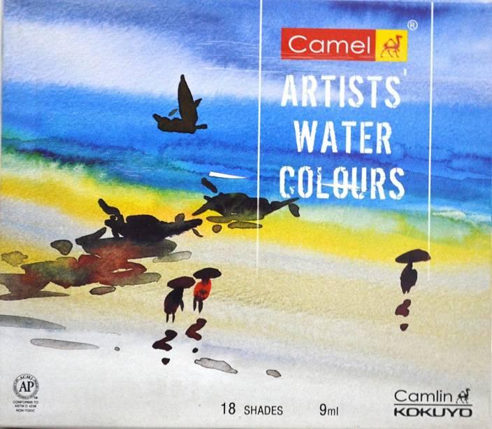 Camlin Artist Water Colour