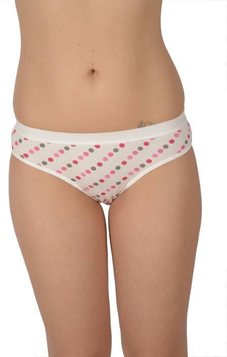 Selfcare Women's Hipster Multicolor Panty