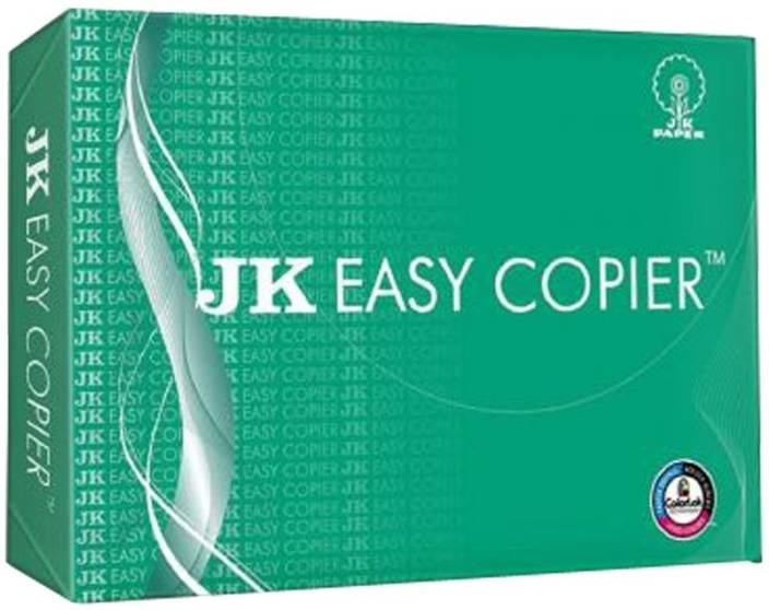 JK Easy Copier� Unruled A4 Printer Paper