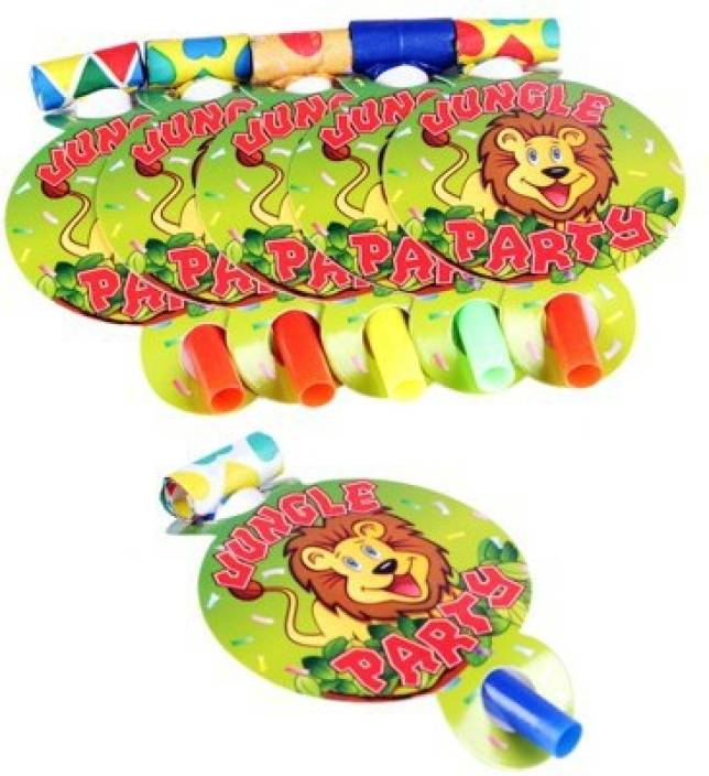 Funcart Jungle Party Party Blowouts