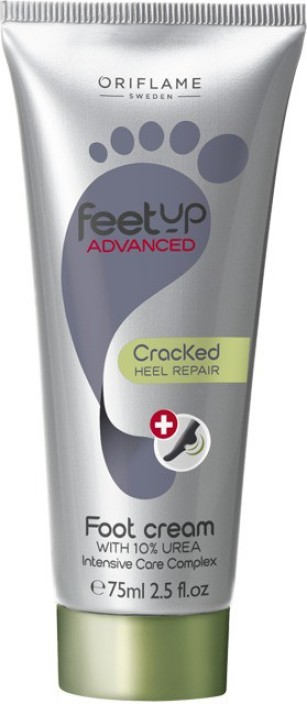 oriflame feet up foot cream
