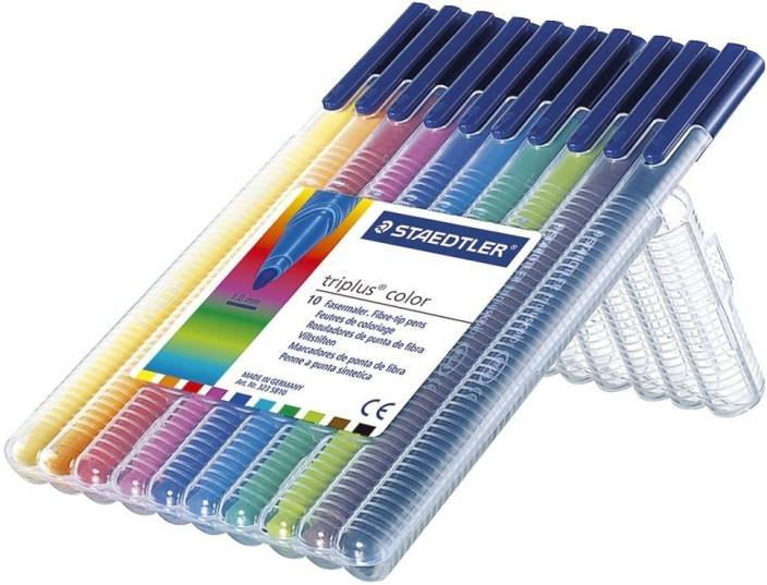 Staedtler Triplus Fineliner Pen - Buy Staedtler Triplus Fineliner Pen -  Fineliner Pen Online at Best Prices in India Only at Flipkart.com 8d47d7a465