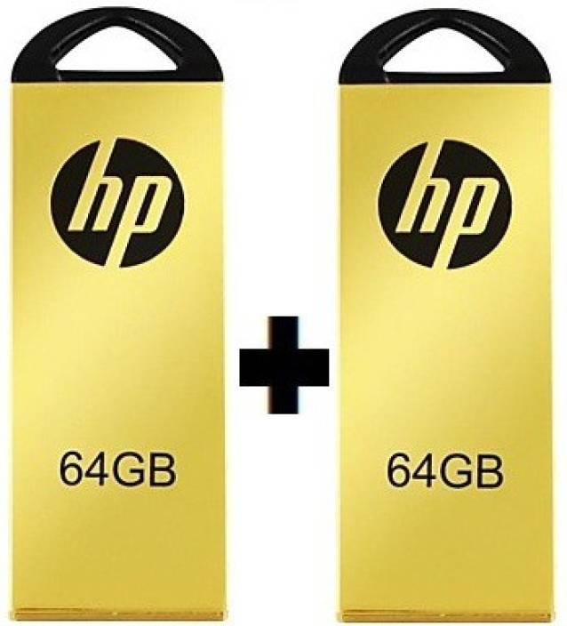 HP V225W 64 GB Pen Drive