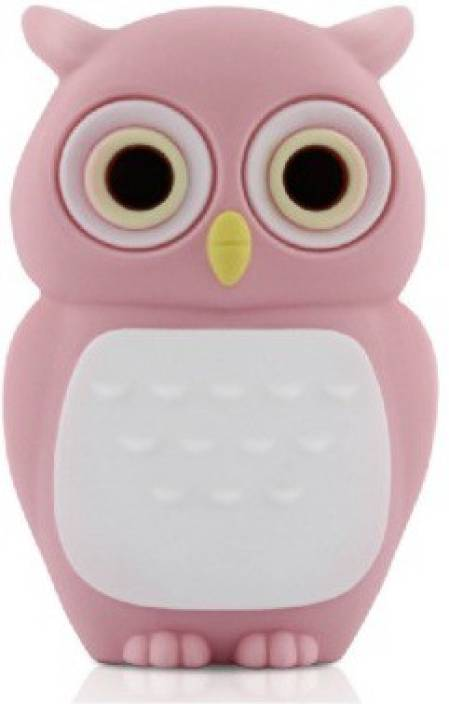 Dragon 3D Cartoon Owl shape 8GB capacity Cute Flash drive memory stick 8 GB Pen Drive