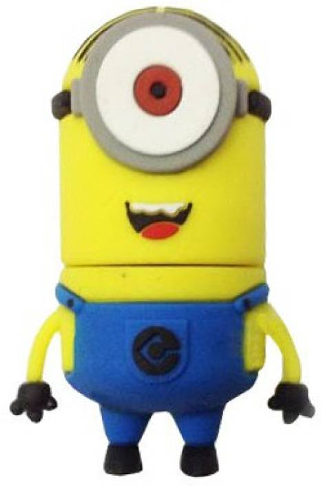 Quace Minion Stuart One Eye 8 GB Pen Drive