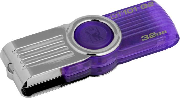 Kingston Data Traveler 101 G2 32 GB Pen Drive