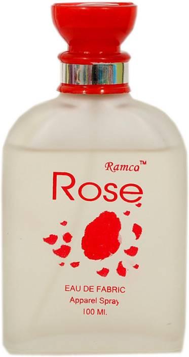 Ramco Rose Eue De Fabric Apparel Spray EDP  -  100 ml