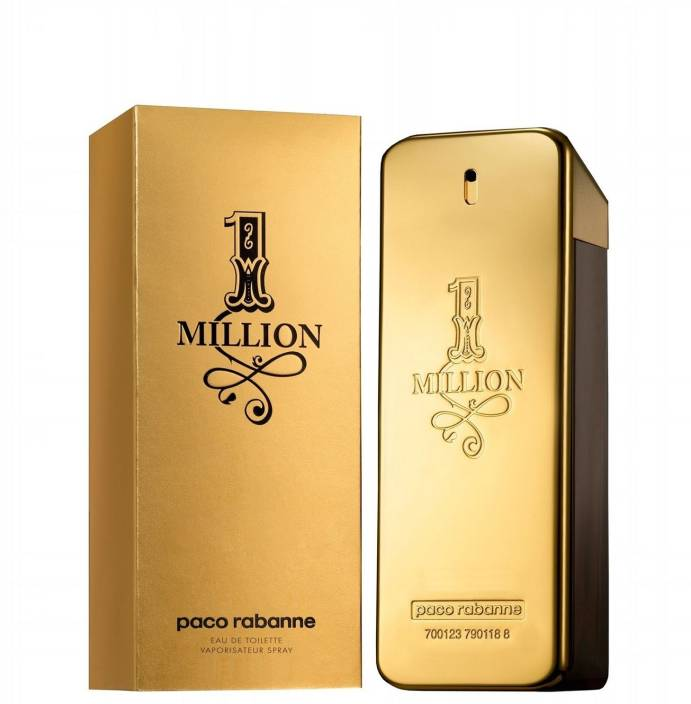 d7a42fbb7c Buy Paco Rabanne One Million EDT - 50 ml Online In India
