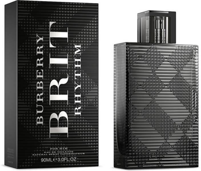 Buy Burberry Brit Rhythm Edt 90 Ml Online In India Flipkartcom