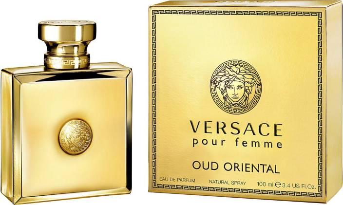 Buy Versace Pour Femme Oud Oriental Eau De Parfum 100 Ml Online In