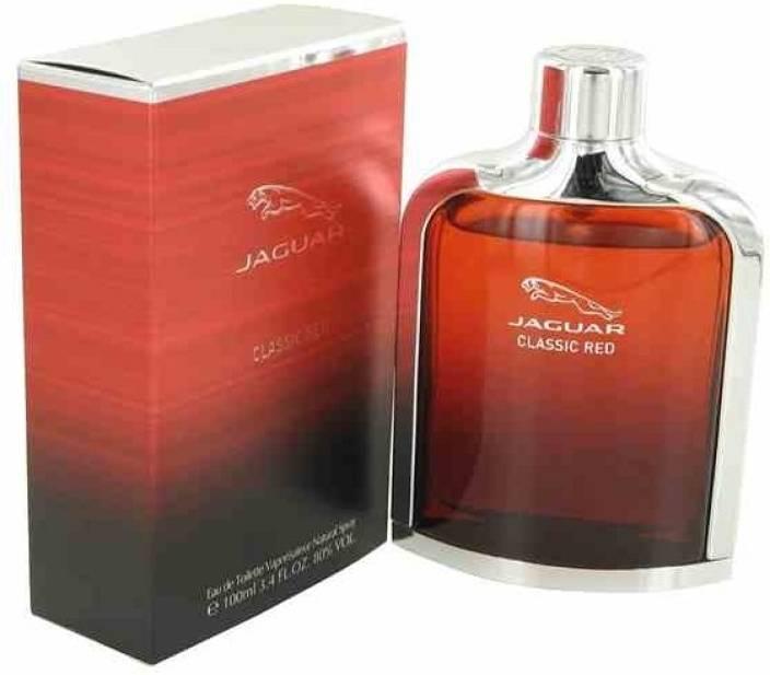 Jaguar Perfume Price In India: Buy Jaguar Classic Red EDT - 100 Ml Online In India