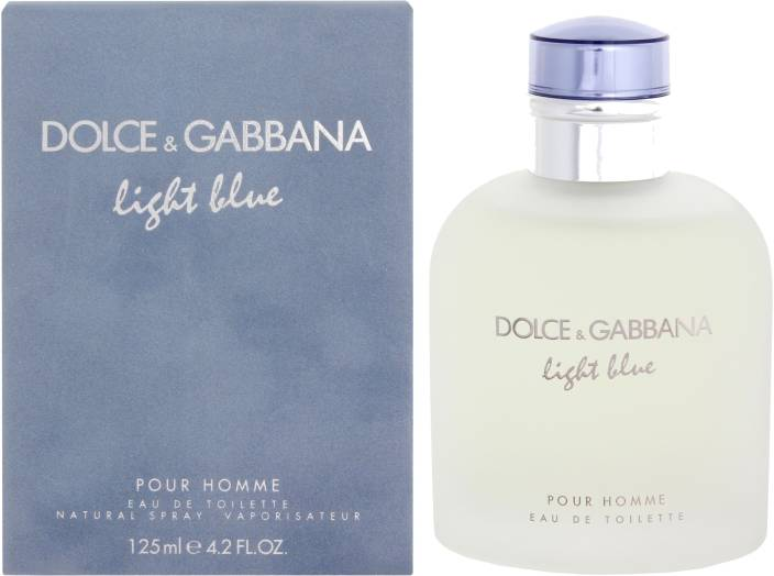 buy d g light blue edt 125 ml online in india. Black Bedroom Furniture Sets. Home Design Ideas