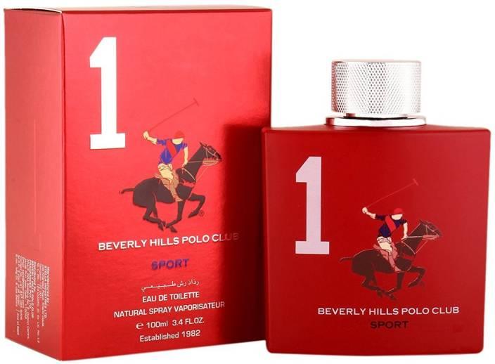 0a511129f129 Beverly Hills Polo Club Sport Deo no. 1 Eau de Toilette - 100 ml (For Men)