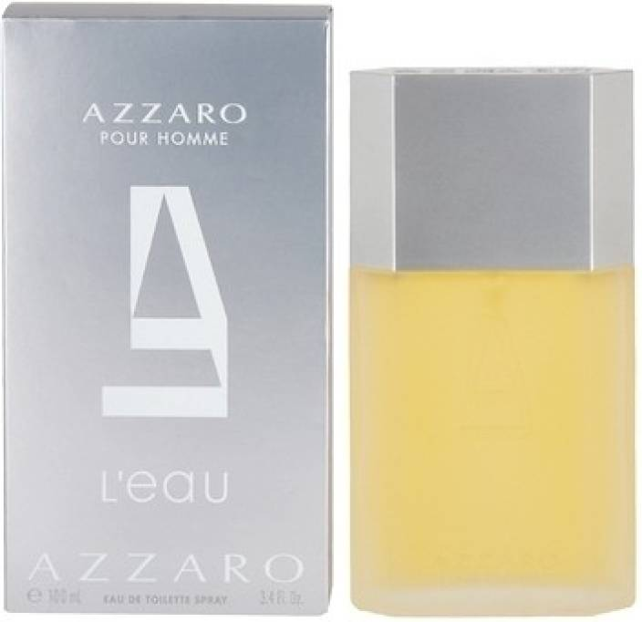 d20f8210d96 Buy Azzaro Pour Homme L Eau EDT - 100 ml Online In India