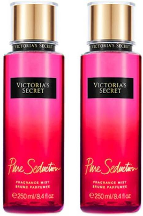 0b9d140d97 Victoria s Secret New! Pure Seduction Fragrance Mist-2pack Eau de Parfum -  500 ml (For Girls)