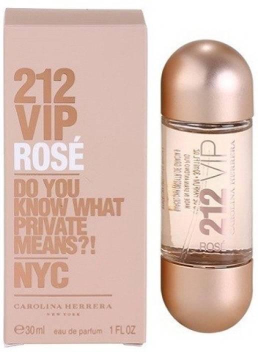 Buy Carolina Herrera 212 Vip Rose Eau de Parfum - 30 ml