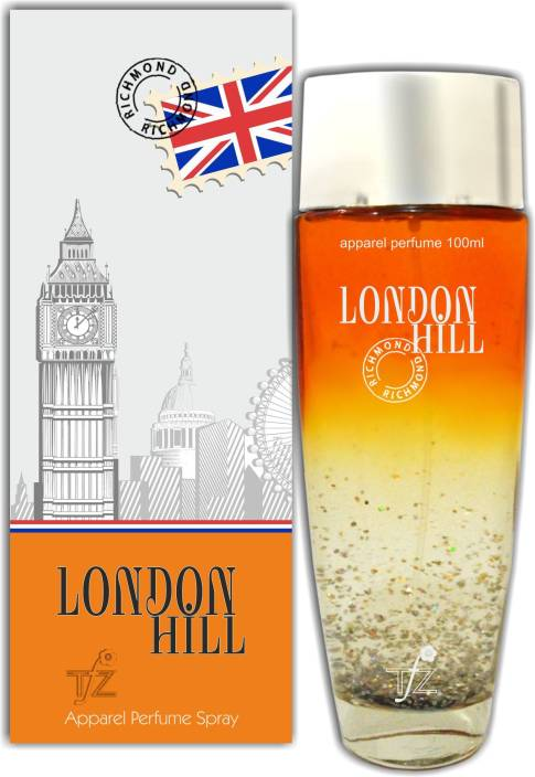 TFZ London Hill Orange Eau de Parfum  -  100 ml