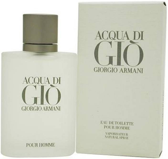 Buy Giorgio Armani Acqua Di Gio EDT - 100 ml Online In India ... cae837e11b4
