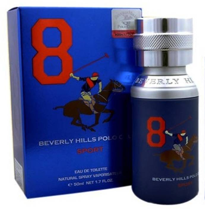 a8667149e358 Buy Beverly Hills Polo Club No 8 Perfume EDP - 50 ml Online In India ...