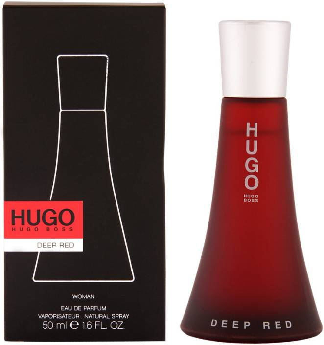 buy hugo boss deep red edp 50 ml online in india. Black Bedroom Furniture Sets. Home Design Ideas
