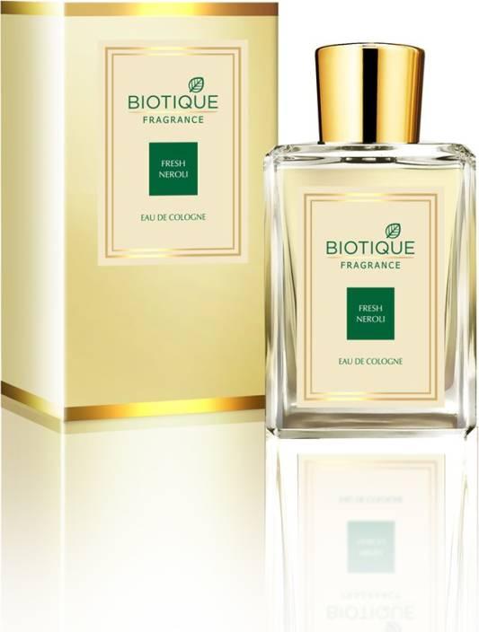 Buy Biotique Bio Fresh Neroli Eau De Cologne 50 Ml Online In India