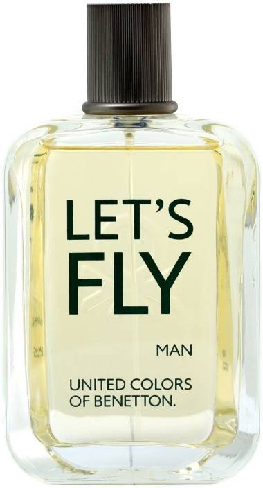 Buy United Colors of Benetton. Let's Fly EDT - 100 ml ...