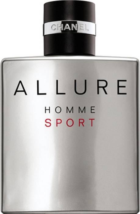 7c662bbb35ee Buy Chanel Allure Homme Sport EDT - 100 ml Online In India ...