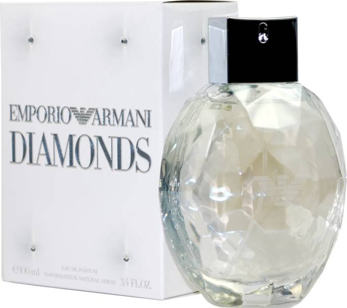 Buy Emporio Armani Diamonds Edp 100 Ml Online In India Flipkartcom