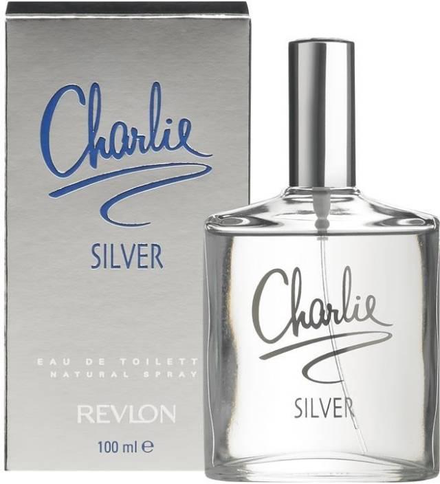 Buy Revlon Charlie Silver Eau De Toilette 100 Ml Online In India