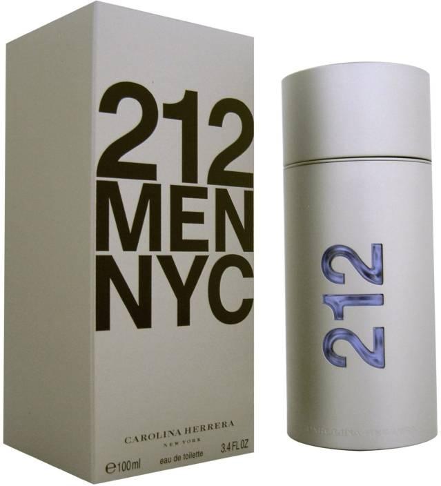 6b1c2f1f82 Carolina Herrera 212 Men - Set of 2 (2 x 100 ml) EDT - 200 ml (For Men)