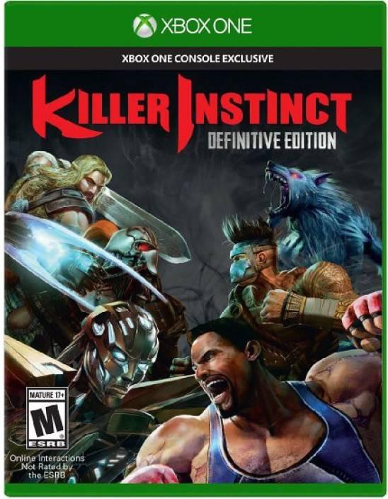 Killer Instinct (Definitive Edition) Price in India - Buy