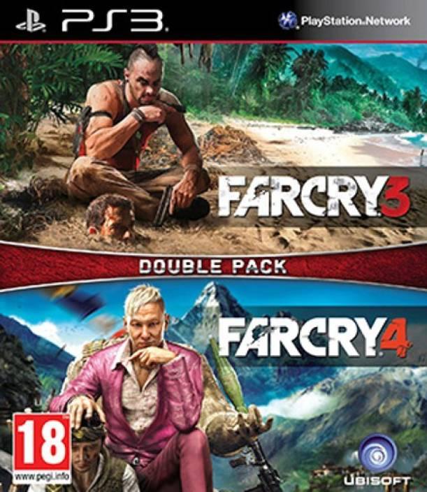 Far Cry 3 / Far Cry 4 Price in India - Buy Far Cry 3 / Far
