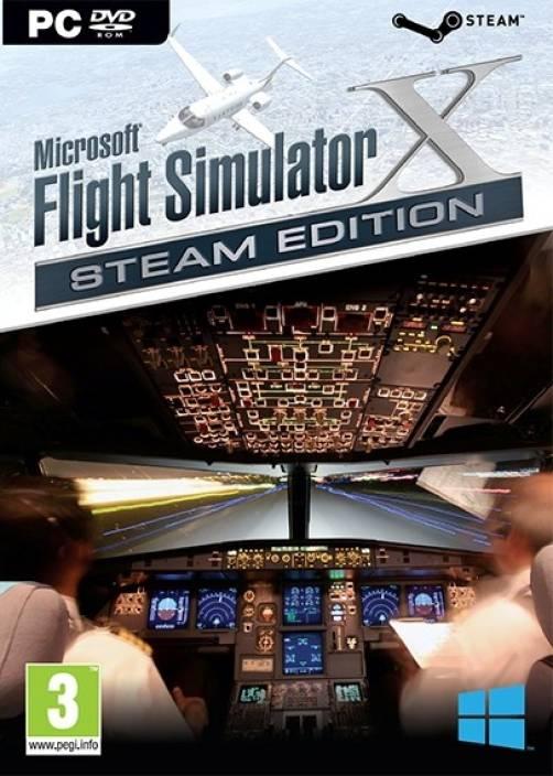 Microsoft flight simulator x (steam edition) price in india buy.