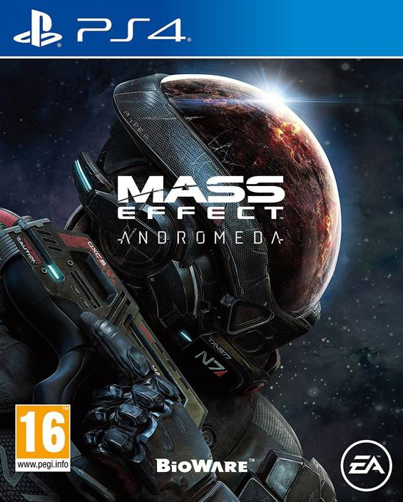 Mass Effect: Andromeda  (for PS4)