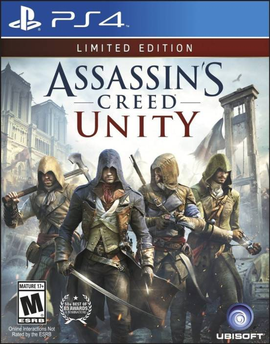 Assassin's Creed: Unity (Limited Edition) Price in India