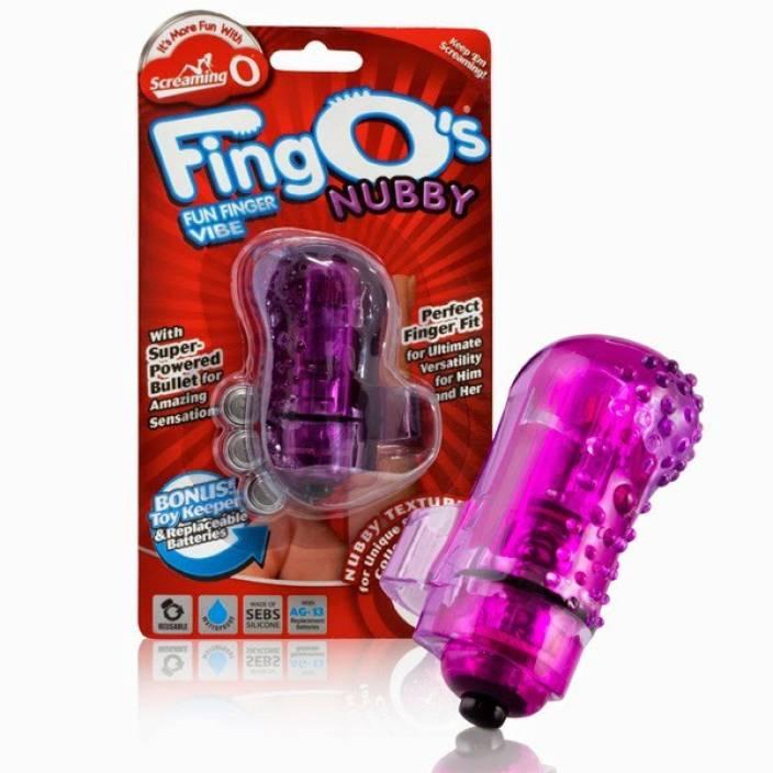 Screaming O The FingOs - Nubby